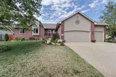 Wichita KS Single Family Home For Sale: $222,500