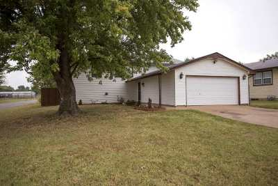Wichita KS Single Family Home For Sale: $109,900