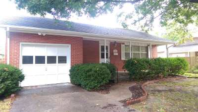 Winfield Single Family Home For Sale: 1616 Elizabeth