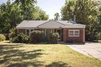 Wichita KS Single Family Home For Sale: $92,900