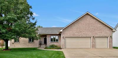 Wichita KS Single Family Home For Sale: $242,500