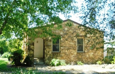 Winfield KS Single Family Home For Sale: $62,000