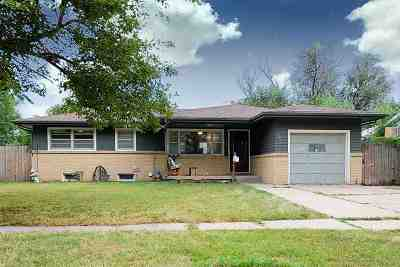 Wichita KS Single Family Home For Sale: $104,000