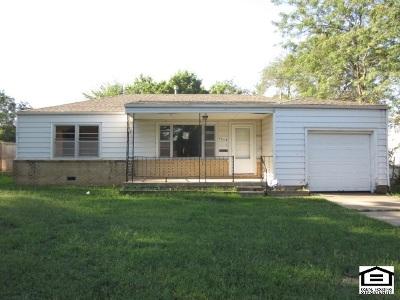 Park City Single Family Home For Sale: 1217 E Cloverdale St