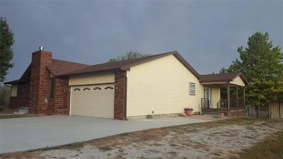Rose Hill Single Family Home For Sale: 14618 SW 173rd Rd.