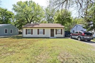 Park City Single Family Home For Sale: 1519 E Evanston St.