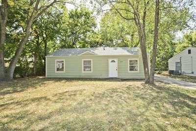 Park City Single Family Home For Sale: 1525 E Evanston St.