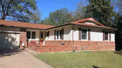 Mulvane Single Family Home For Sale: 308 E Centennial Rd