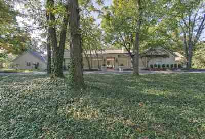 Wichita Single Family Home For Sale: 646 N Tara Ct