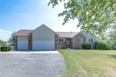 Clearwater Single Family Home For Sale: 7439 S Fieldcrest Ct.