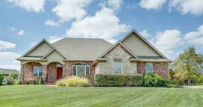 Wichita Single Family Home For Sale: 1701 N Stagecoach St