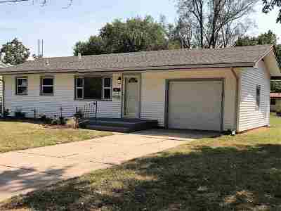Haysville Single Family Home For Sale: 309 W 5th