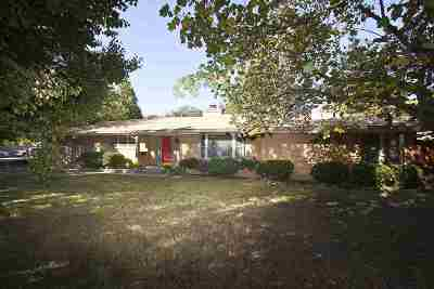 Augusta Single Family Home For Sale: 1509 Park Ln