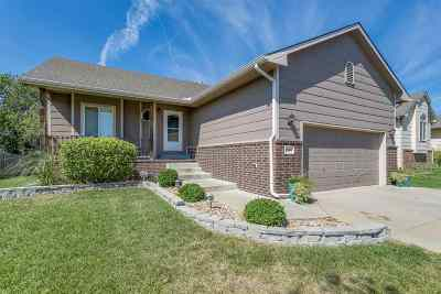 Wichita Single Family Home For Sale: 2501 S Prescott