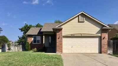 Wichita Single Family Home For Sale: 10510 W Yosemite St.