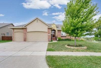 Wichita Single Family Home For Sale: 8614 E Scragg Cir