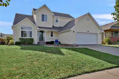 Wichita Single Family Home For Sale: 2786 N Parkwood Ln