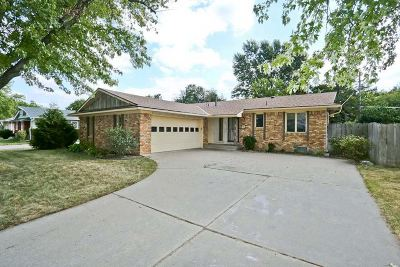 Wichita Single Family Home For Sale: 8029 E Clay St.