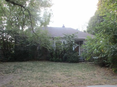 Wichita Single Family Home For Sale: 1851 S Bleckley Drive