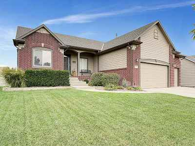 Andover Single Family Home For Sale: 525 N Stonetree Pl