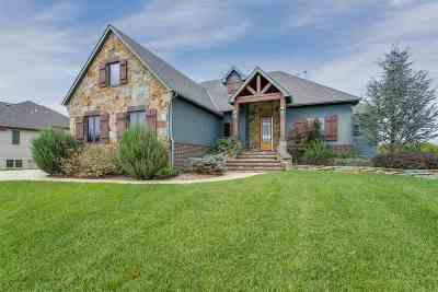 Wichita Single Family Home For Sale: 2005 N Castle Rock St