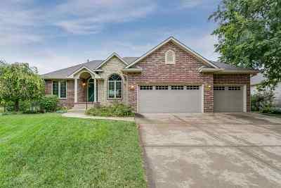 Andover Single Family Home For Sale: 1726 S Aspen Creek Drive
