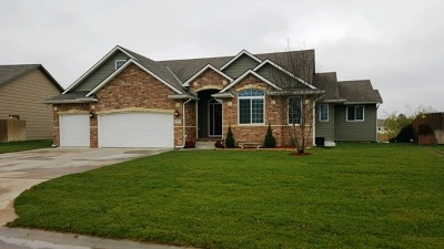 Wichita Single Family Home For Sale: 1419 S Sierra Hills