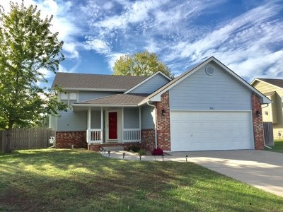 Andover Single Family Home For Sale: 741 S Westview Cir