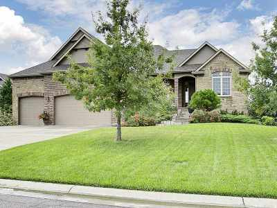 Wichita Single Family Home For Sale: 1922 N Split Rail Ct