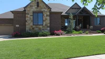 Wichita Single Family Home For Sale: 15401 E Sundance