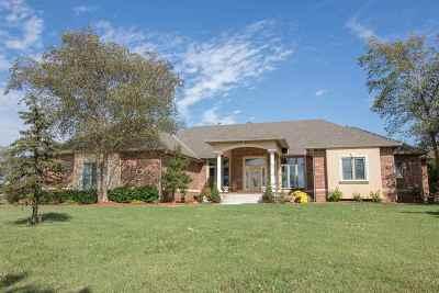 Wichita Single Family Home For Sale: 304 N 143rd St E