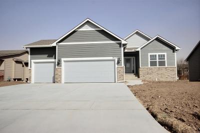 Wichita Single Family Home For Sale: 2625 S Lark Ct