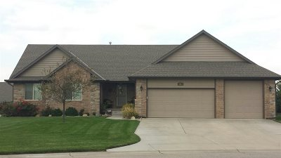 Maize Single Family Home For Sale: 4051 N Bluestem St.