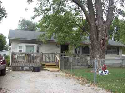 Sedgwick Single Family Home For Sale: 500 E 4th