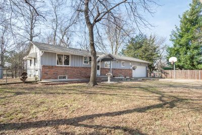 Hutchinson Single Family Home For Sale: 1609 E 36th Ave