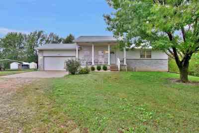 Mulvane Single Family Home For Sale: 1428 E Chicago Ln