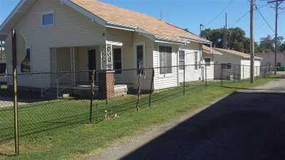 Valley Center Single Family Home For Sale: 118 N Ash Ave