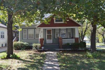 Winfield KS Single Family Home For Sale: $0