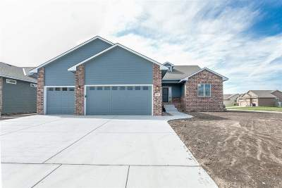 Newton Single Family Home For Sale: 724 Goldspike