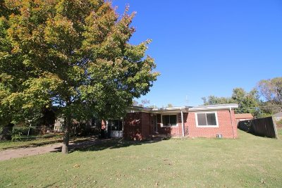 Haysville Single Family Home For Sale: 346 Hillcrest Ave