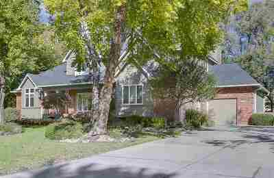 Wichita Single Family Home For Sale: 2841 N Wild Rose Ct
