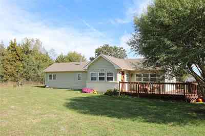 Augusta Single Family Home For Sale: 11074 S Carmon Rd