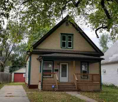 Newton Single Family Home For Sale: 125 SW 2nd St