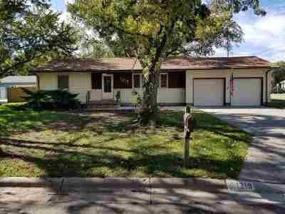 Newton Single Family Home For Sale: 1219 Berry Ave