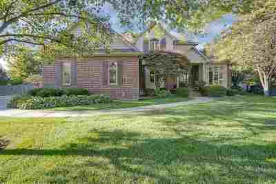 Wichita Single Family Home For Sale: 936 N Preserve Ct