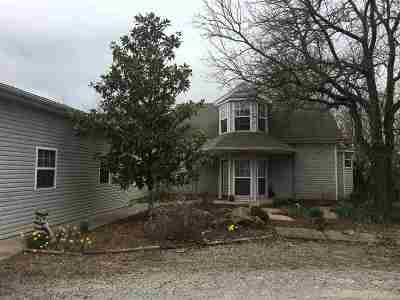 Arkansas City Single Family Home For Sale: 29302 99th Ln