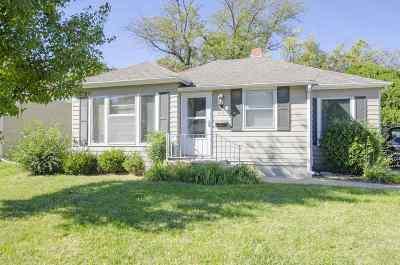 Wichita Single Family Home For Sale: 251 S Glendale St