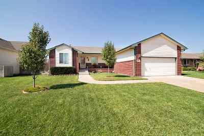 Wichita Single Family Home For Sale: 1425 N Decker