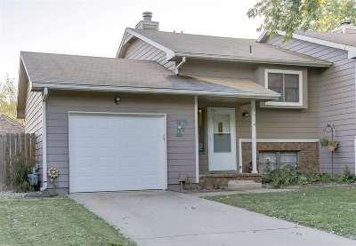 Wichita Single Family Home For Sale: 1314 N Mount Carmel Cir