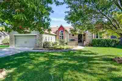 Wichita Single Family Home For Sale: 1970 N Northwest Pkwy